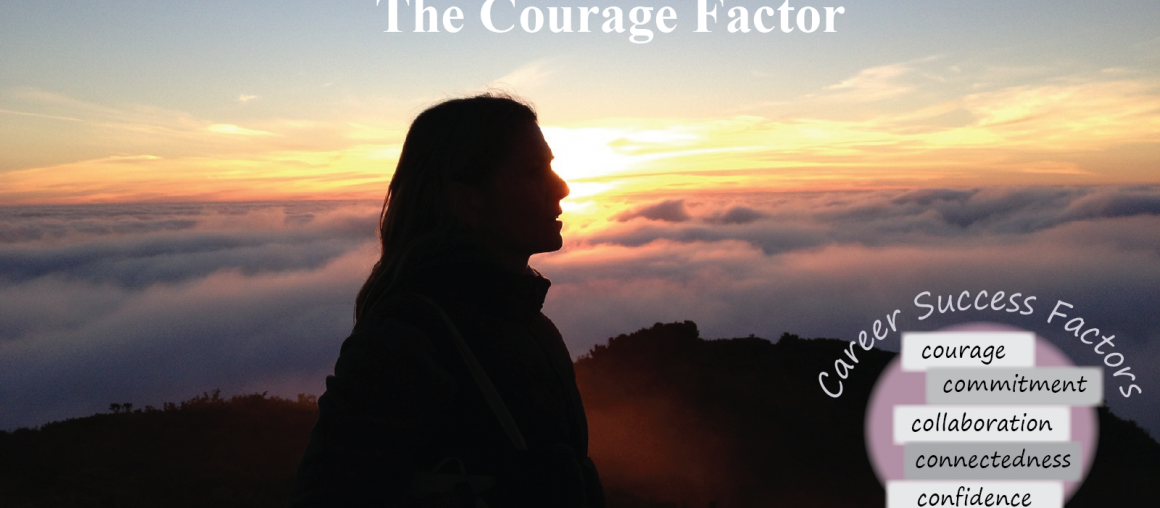 Monday Morning Minute – Careers and Courage