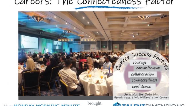 The Connectedness Factor in Career Development