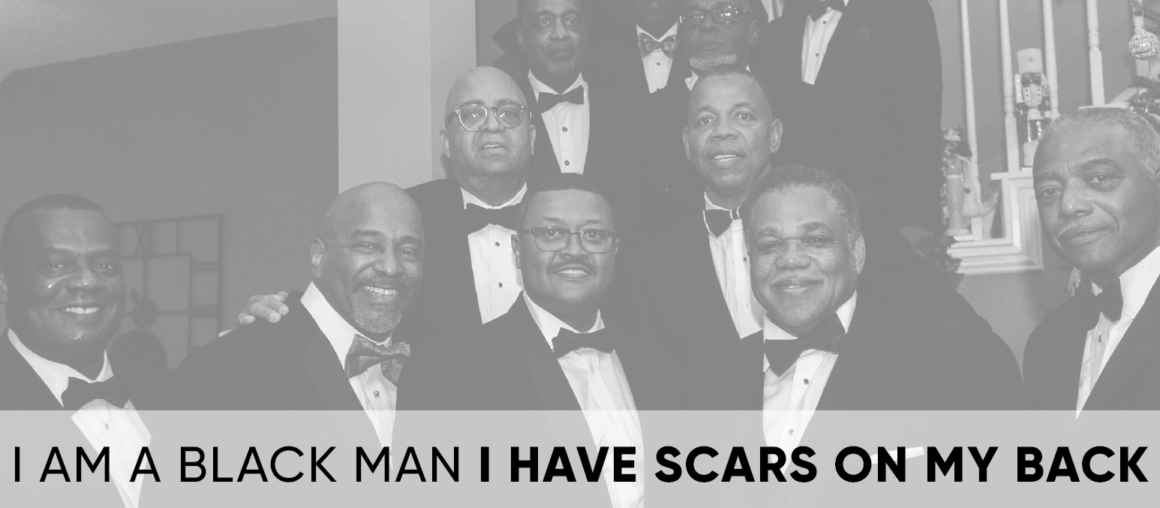I am a Black Man. I have Scars on my Back.